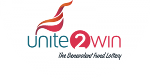 Unite Logo - unite 2 win - the benevolent fund lottery